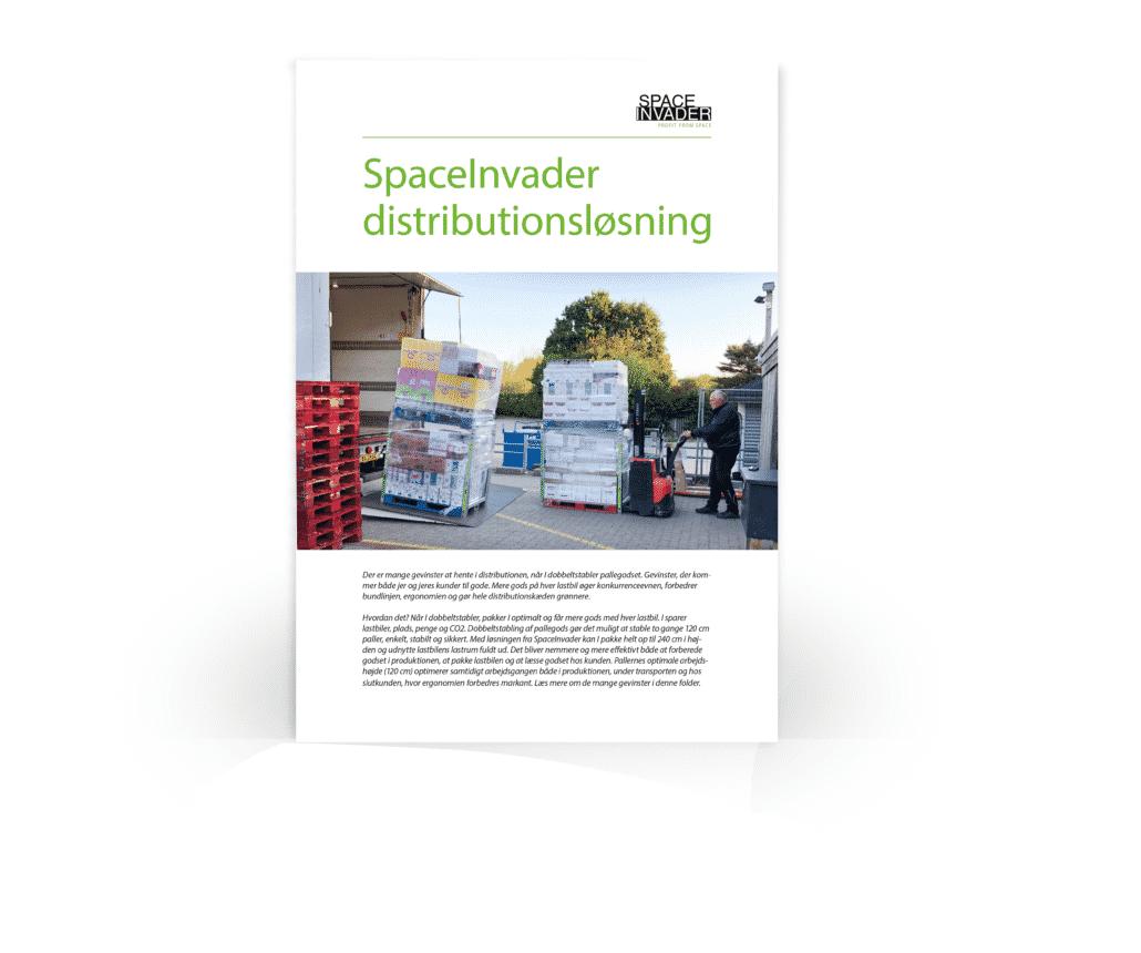 Download SpaceInvader distributionsløsning